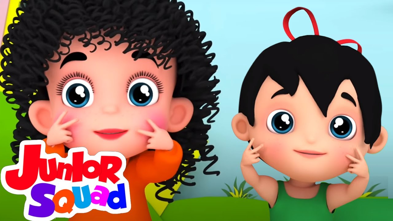 Pipi tembam | Lagu anak anak | Video edukasi anak | Junior Squad Indonesia | Bayi sajak
