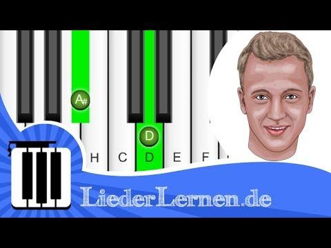 JORIS - Signal - Klavier lernen - Musiknoten - Akkorde