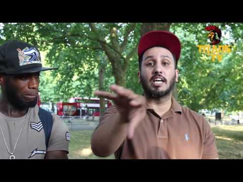 Saracen vs Gabz   Did Kemet Enslave Black People?   Speakers Corner