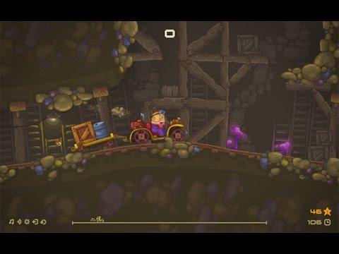 Mining Truck 2 GamePlay - [Miniclip Games]