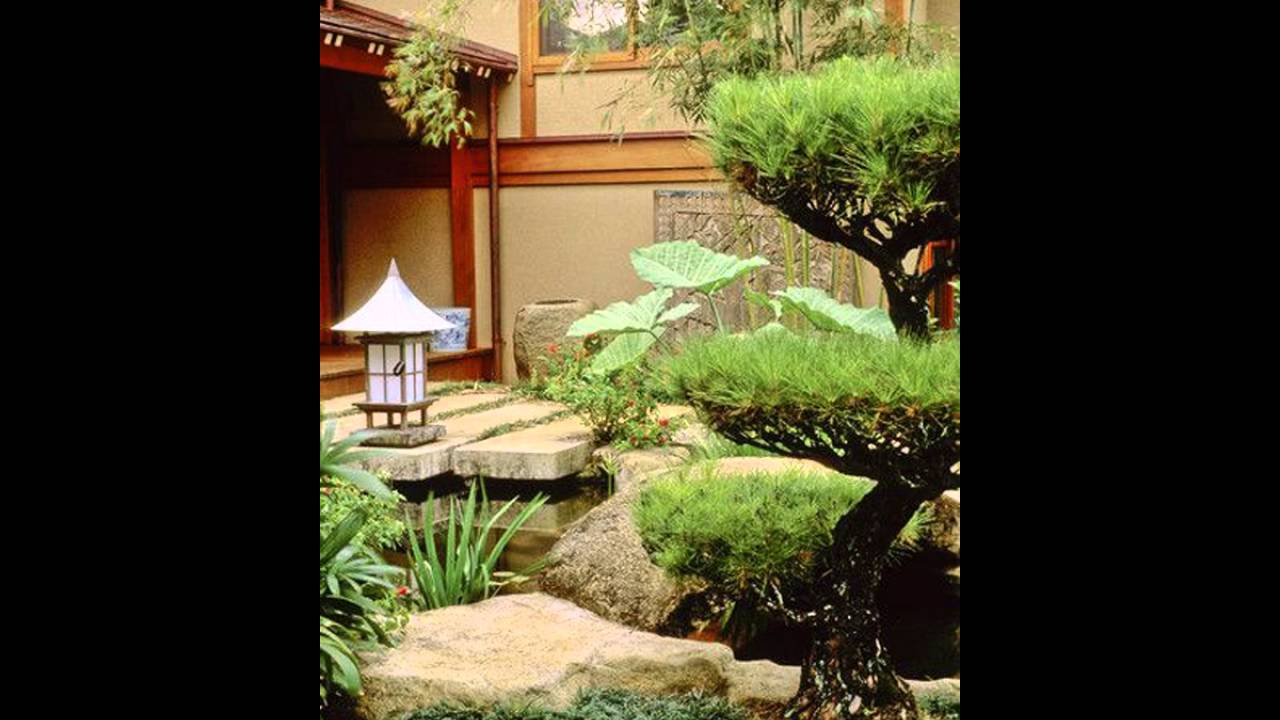 coole japanische garten dekoration - youtube - Gartendekoration