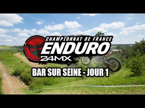 Enduro - Bar sur Seine - Résumé Samedi