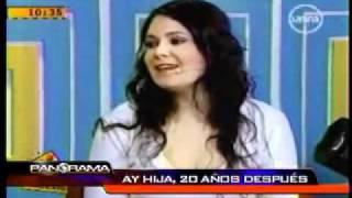 Panorama - Hay hija, 20 años después parte 1