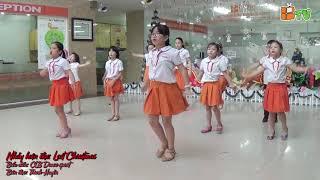 Nhảy hiện đại: Las Christmas – CLB Dance Sport