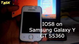 [GT-S5360]iOS Rom on Samsung Galaxy Y GT-S5360