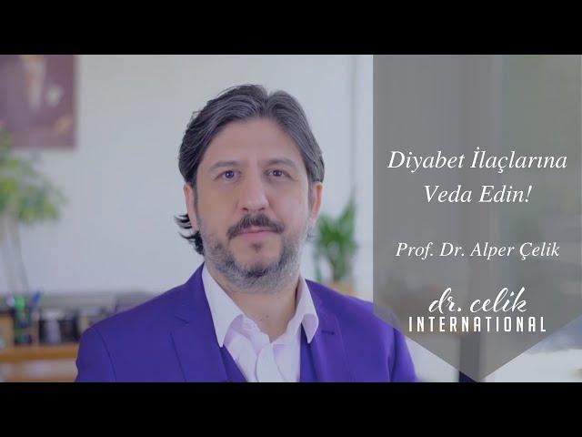 Diyabet İlaçlarına Veda Edin! Ameliyat ile Tedavi? | Prof. Dr. Alper Çelik ile #diyabet Hakkında