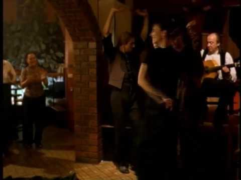Tanya and Robert dance