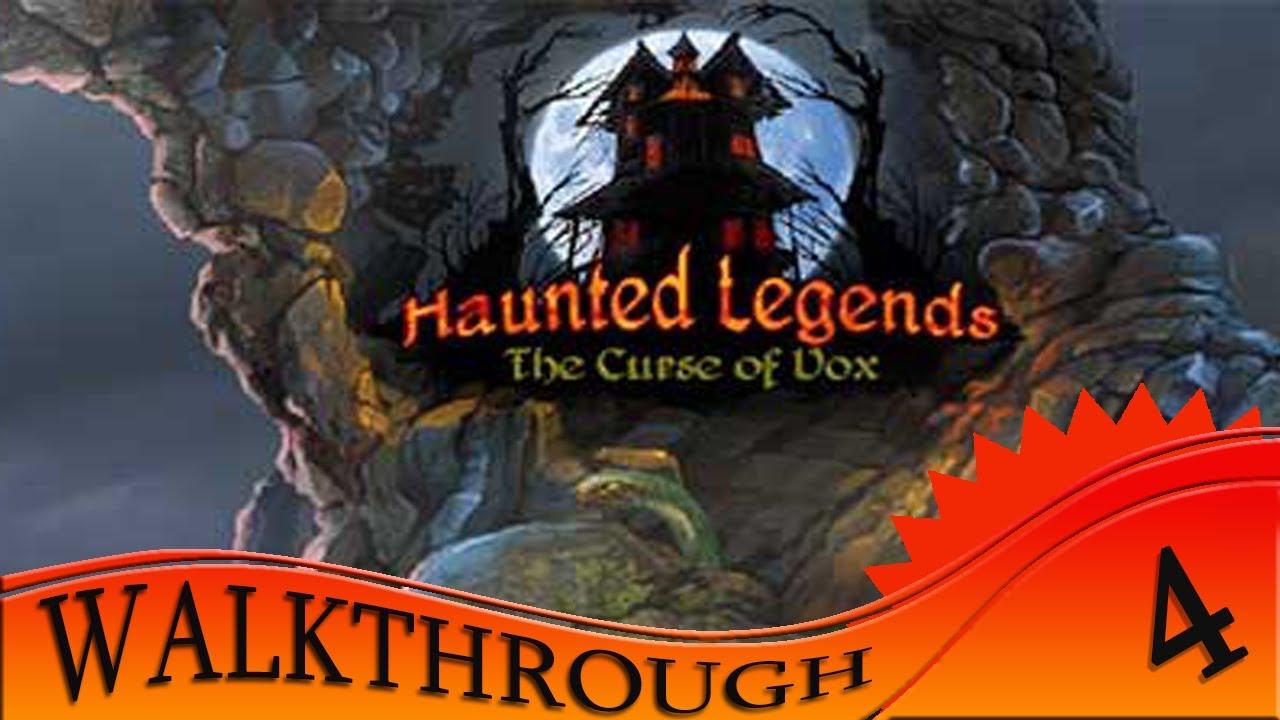Haunted Legends The Curse of Vox - Walkthrough #4 | Magic door & Haunted Legends: The Curse of Vox - Walkthrough #4 | Magic door ...