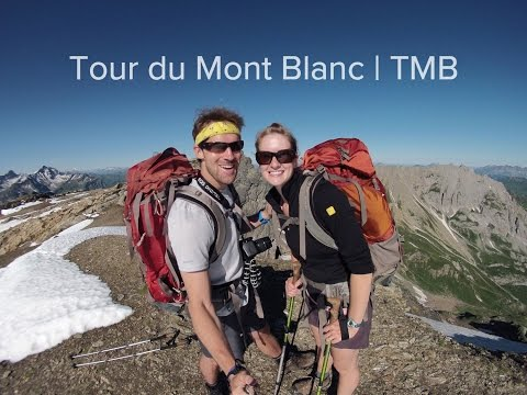 Hiking the Tour du Mont Blanc | July 2014