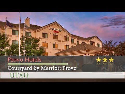 Courtyard By Marriott Provo - Provo Hotels, Utah