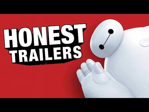 Thumbnail: Honest Trailers - Big Hero 6