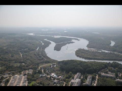 Наводнение В Лесозаводске 12.08.2019