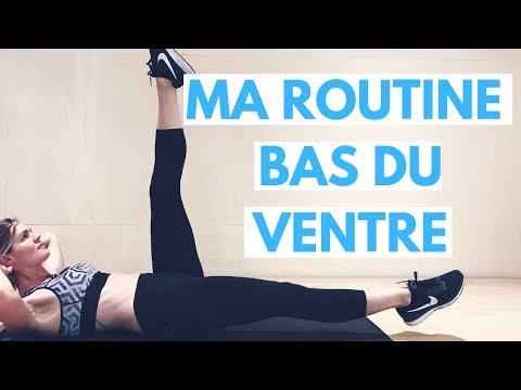 Perdre Du Bas Du Ventre (15 Min) // Objectif Ventre Plat!