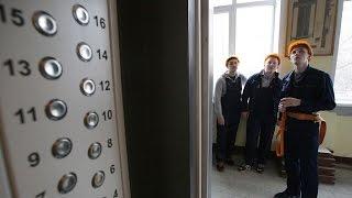 Лифт убил женщину в «Алых парусах»