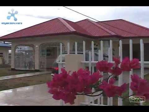 Villapark de Regenboog Luxe villa's Suriname