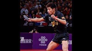 (Zhang Jike) Table Tennis Champion From China (Highlights)
