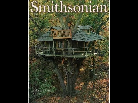 The Rock House (Don Robinson State Park) Cedar Hill, Missouri - 1988 - Smithsonian Tree House