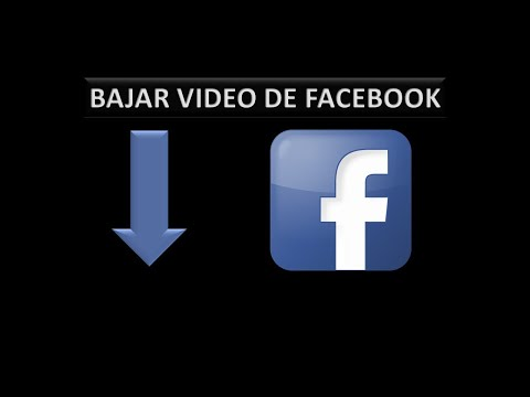 Como descargar videos de facebook fácil