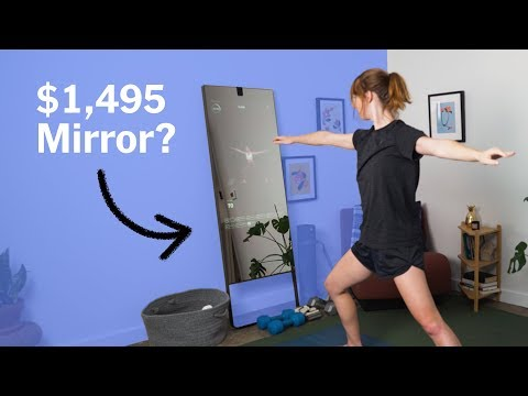 The $1495 Workout Mirror: What To Know Before Buying
