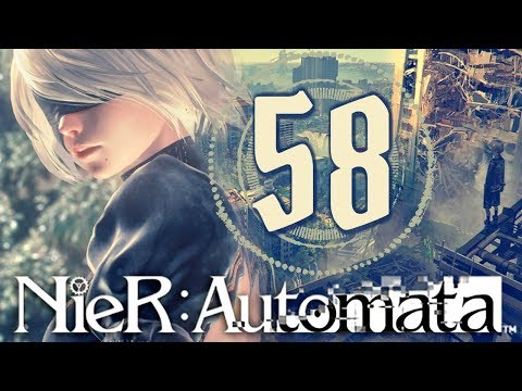 THE LIBRARY | Evolutionary Pressure | Nier: Automata #58