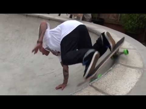 Jay Adams Skating - Empty Pools