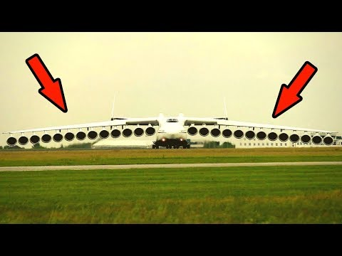 Top 10 BIGGEST airplanes in the world (2019) | Largest Aircrafts