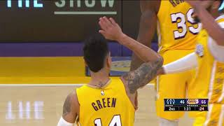 Los Angeles Lakers vs. Washington Wizards | November 29, 2019