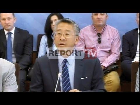 Report TV - Gazsjellësi, Donald Lu: Do çlirojë Europën nga varësia e gazit rus