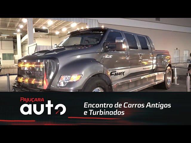 Encontro de Carros Antigos e Turbinados em Maceió