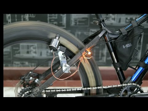 How to Install Bicycle Dynamo | Is Dynamo worth it?