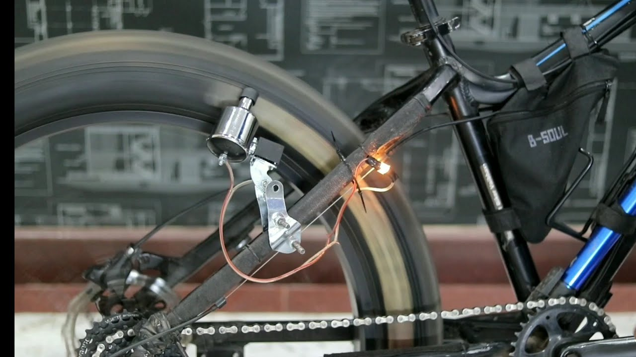 How To Install Bicycle Dynamo Is Dynamo Worth It Youtube