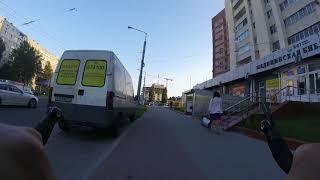 «28 ровно»: ТОП-2 бесполезных велодорожек Калининграда
