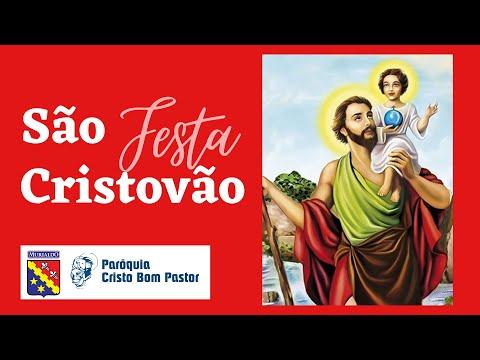 Missa da Festa de São Cristóvão   25.07.21