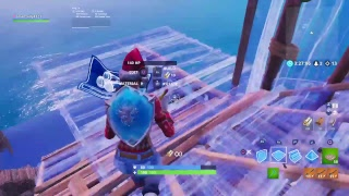 Fortnite with a bot decent console player eu severs