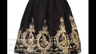 בגדי ערב ושמלות ערב במגוון עצום גם מחלקה למידות גדולות