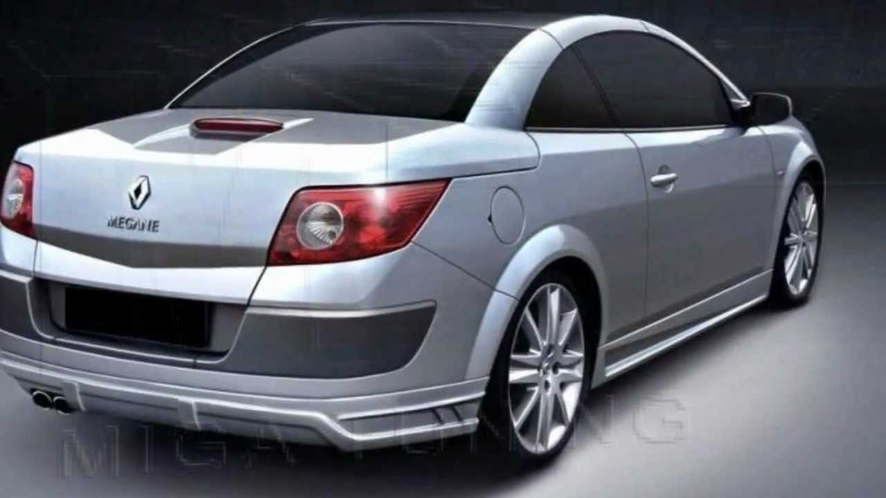 renault megane tuning body kit youtube. Black Bedroom Furniture Sets. Home Design Ideas