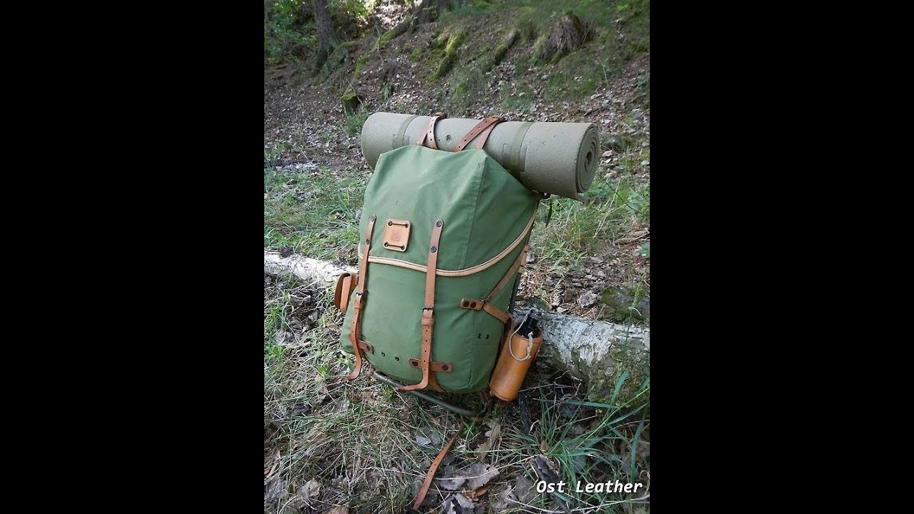 Swedish Army Lk35 Rucksack My Little Differently Youtube