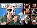- JASON VOORHEES IS THE HORROR KING! - Terrordrome Fighting Game Part 1