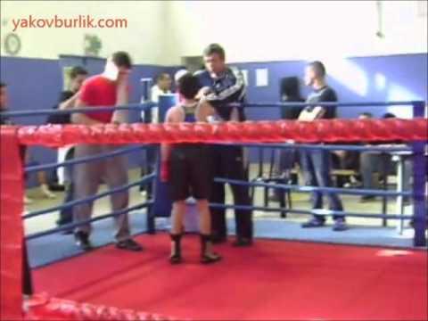 Финальный бой Максима Шулева Ашдод январь 2012