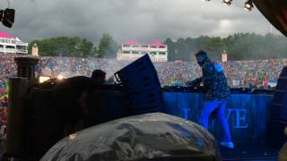 TOMORROWLAND 2017 - David Guetta - Main Stage