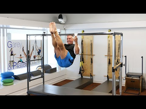 Hanging Leg Raise With Straps Leg Lift with H...