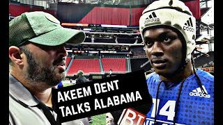 Florida State commit Akeem Dent talks interest in Alabama