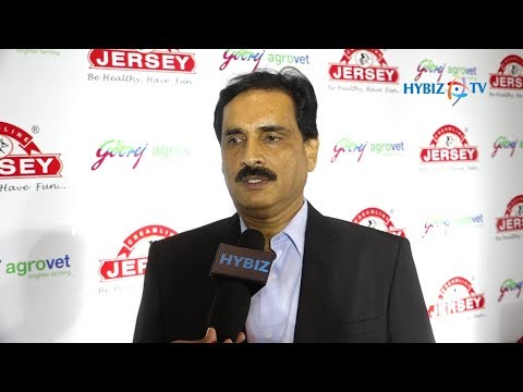 Bhasker Reddy | Creamline Dairy Products | Jersey Thickshakes Launch