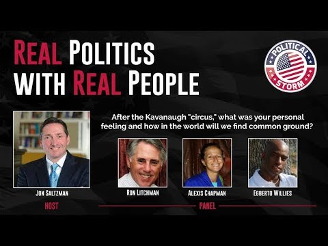 Five minutes that illustrates Republican ideology's affront to humanity This Political Storm panel dis