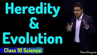 Heredity and Evolution : CBSE Class 10 X Science (Biology) | Video lecture in English