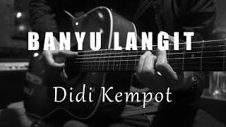 Banyu Langit - Didi Kempot ( Acoustic Karaoke )