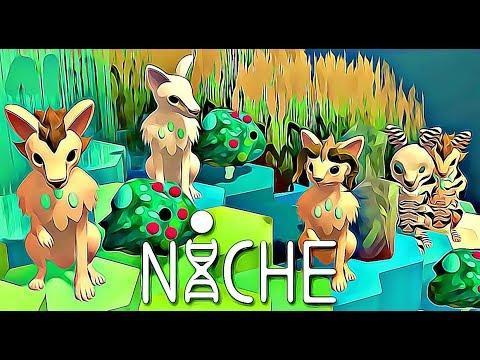 NICHE – A GENETICS SURVIVAL GAME   QUICK LOOK