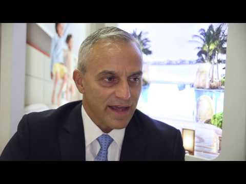 Christope Schynder, general manager, Sofitel the Palm