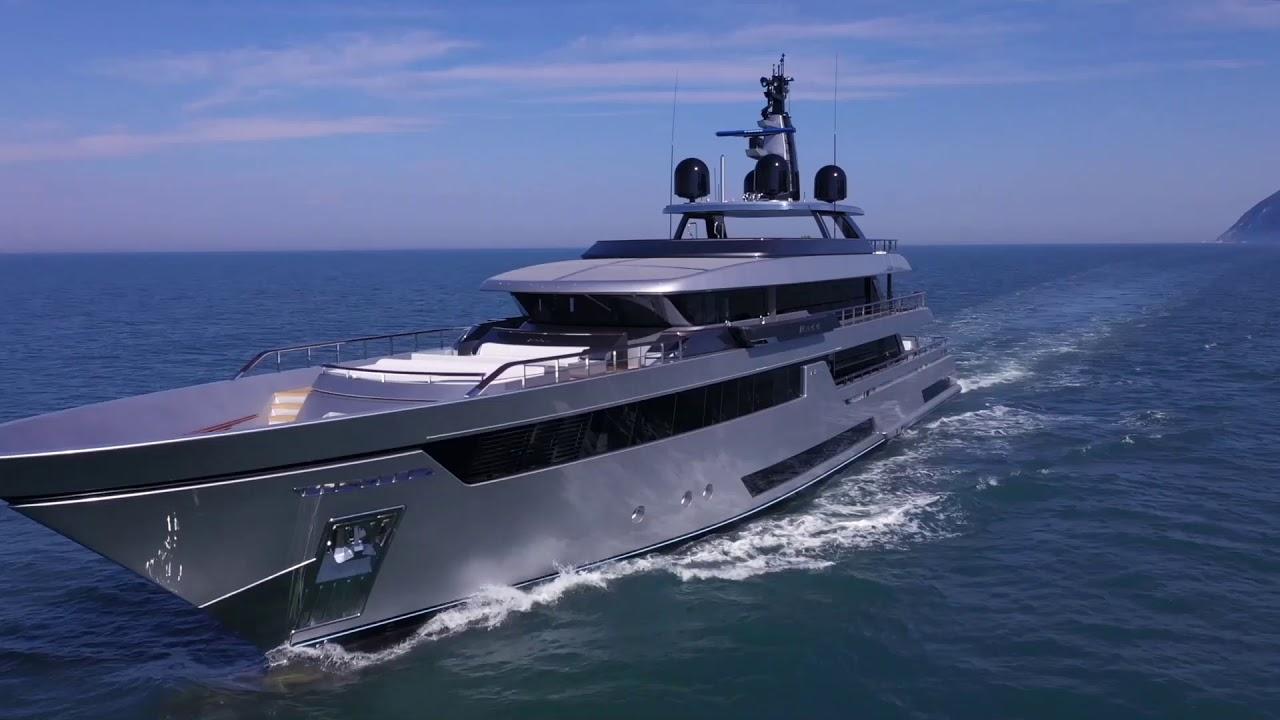 Luxury SuperYacht   Riva SuperYacht Division   Ferretti Group   YouTube