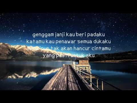 Dendam Cinta lirik OST Jwanita  - Alyah